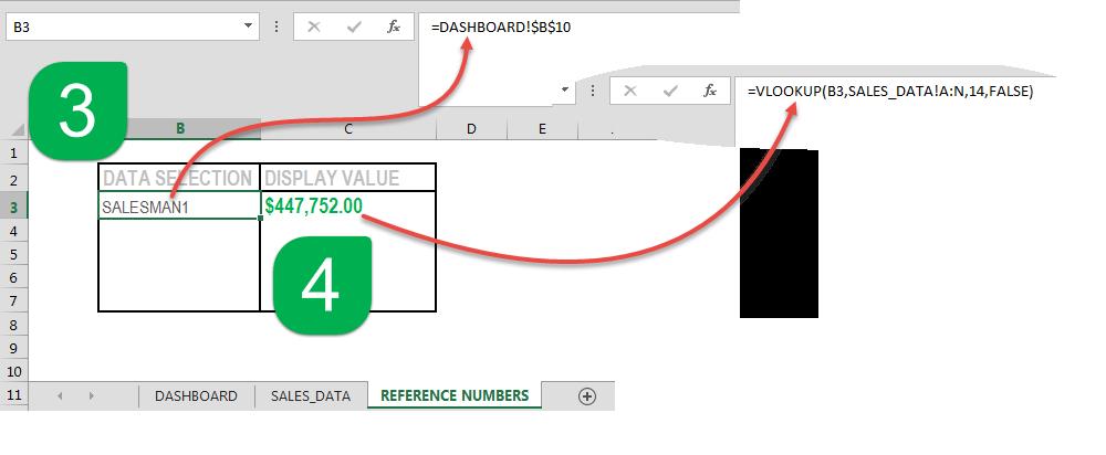 how to put dollar symbol in excel formulas